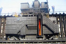 Coke Oven Machines Coal Charging Car Coke Pusher Car